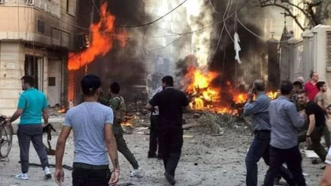 Türkiye'nin Suriye sınırında patlama meydana geldi