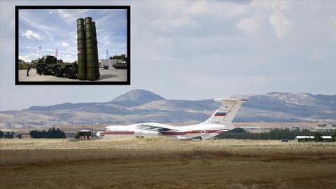 S-400'leri taşıyan uçaklar Türkiye'ye geldi