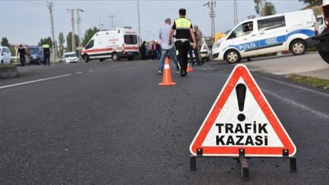 Gaziantep'te trafik kazası: 11 yaralı