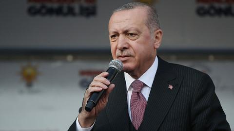Erdoğan'dan S-400 yorumu: Barışın ve milli güvenliğimizin garantisi