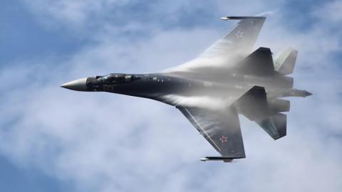 Rusya: Su-35'ler için Türkiye ile çalışmaya hazırız
