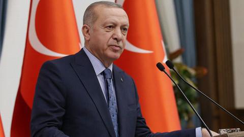 Cumhurbaşkanı Erdoğan'dan Kıbrıs Barış Harekatı mesajı!