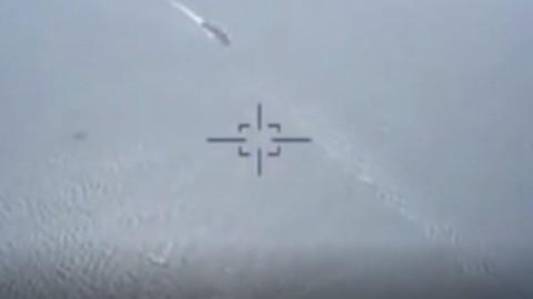 İran, ABD'nin 'düşürdük ' dediği videoyu yayınladı