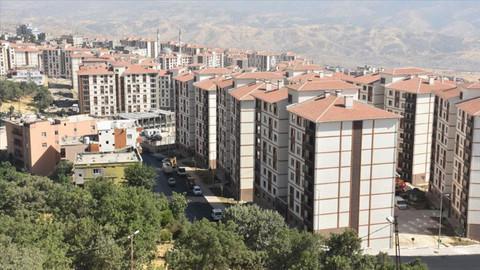 Şırnak'ta 304 anahtar hak sahibine verildi
