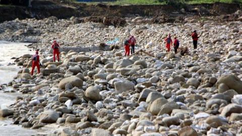 Düzce'deki sel felaketinde 1 kişinin daha cansız bedenine ulaşıldı