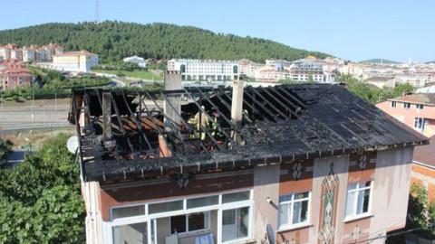 Aynı binada 3 saat arayla 2. kez yangın çıktı