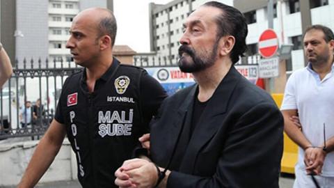 Adnan Oktar Suç Örgütü'nün şifreleri çözüldü: Şortunu al havuza gel