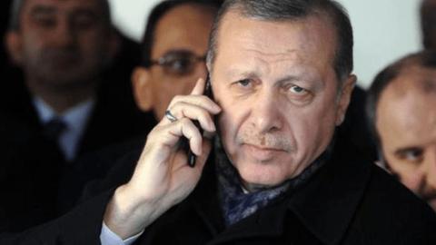 Cumhurbaşkanı Erdoğan, Mirziyoyev ile telefonda görüştü