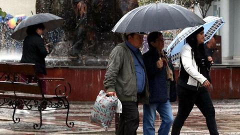 Meteoroloji'den uyarı! Sağanak yağış geliyor