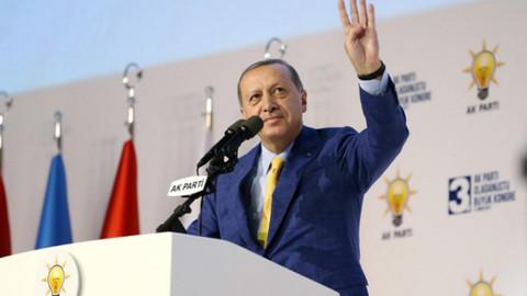 Cumhurbaşkanı Erdoğan düğmeye bastı