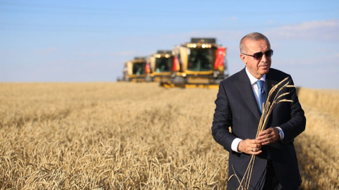 Cumhurbaşkanı Erdoğan: Yağlı tohum ve hububat desteğini Kurban Bayramında önce ödeyeceğiz