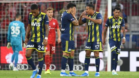 Fenerbahçe farklı kaybetti!