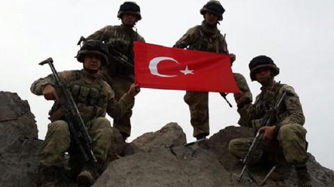 TSK vurdu PKK panikledi!