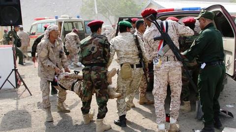 Yemen'de askeri geçit törenine bombalı saldırı