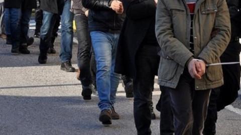 İzmir'de FETÖ operasyonu: Çok sayıda gözaltı kararı var
