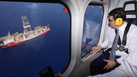 Yavuz gemisi Karpaz-1 kuyusunda sondaja başladı