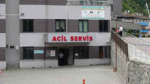 Trabzon'da 217 kişi zehirlenme şüphesiyle hastaneye kaldırıldı!