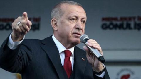 Cumhurbaşkanı Erdoğan'dan kurmaylarına Kaz Dağları talimatı