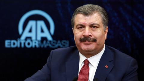 Bakan Koca: Sağlık turizmini Türkiye'de markalaştırmak istiyoruz