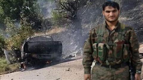 Erbil saldırısının 2 planlayıcısı etkisiz hale getirildi