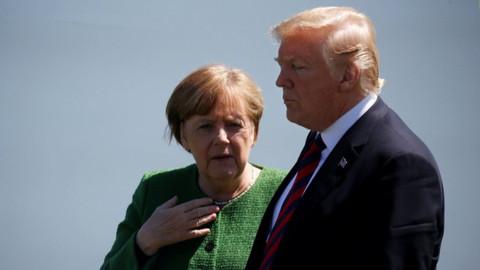 ABD'den Almanya'ya tehdit