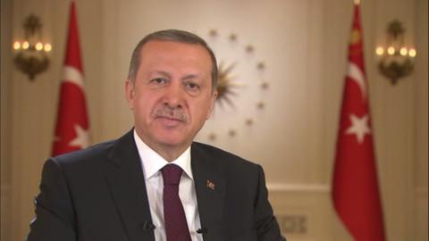 Cumhurbaşkanı Erdoğan: Zaferler halkasına bir yenisini ekleyeceğiz
