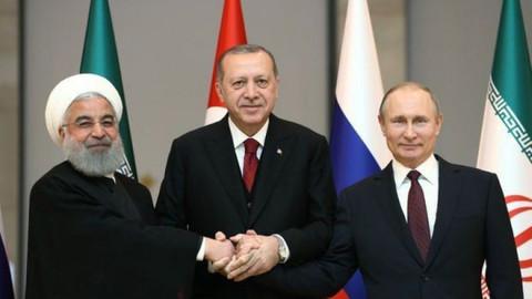 Suriye için Ankara'da iki zirve düzenlenecek