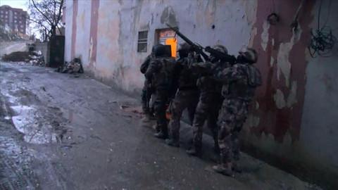Şırnak'ta terör operasyonu: 21 kişi gözaltına alındı