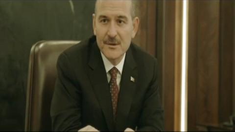 Süleyman Soylu Aylan Bebek'te rol aldı