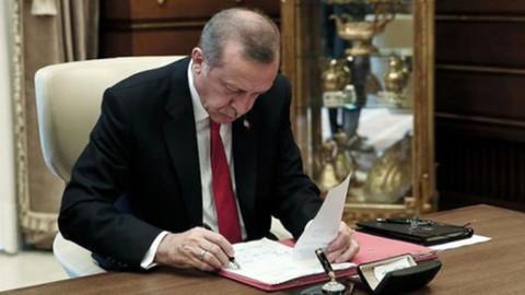 Cumhurbaşkanı Erdoğan'dan enerjiyle ilgili 3 ayrı genelge