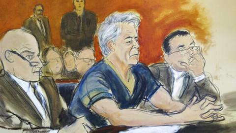 Sapık milyarder Jeffrey Epstein'in hapisteki sırrı ortaya çıktı
