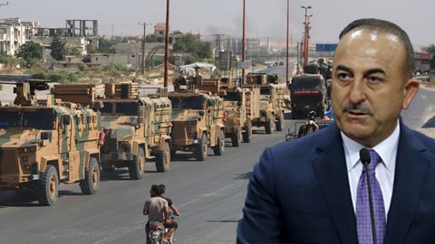 Bakan Çavuşoğlu: Rejimin ateşle oynamaması lazım