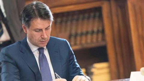 İtalya Başbakanı Gıuseppe Conte görevinde istifa edeceğini açıkladı