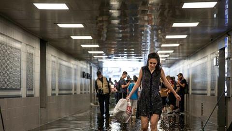 İstanbul'daki sel felaketinin nedeni belli oldu