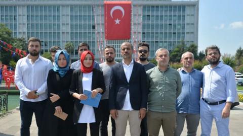 İşten çıkarılan Medya AŞ çalışanları basın açıklaması yaptı