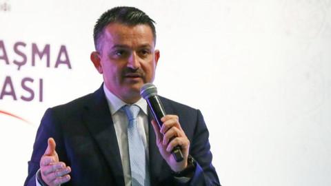Bakan Pakdemirli'den Volkswagen açıklaması