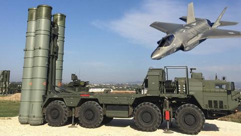 ABD'den Türkiye açıklaması: Ya F-35 ya S-400, ikisi birden olmaz