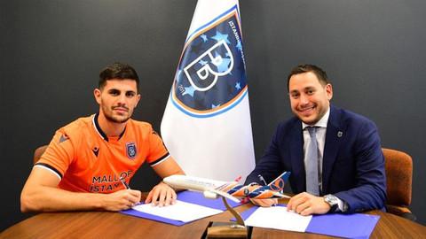 Danijel Aleksic resmen Medipol Başakşehir'de!