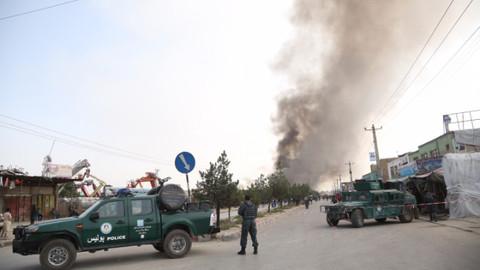 Kabil'de patlama: 16 ölü, 116 yaralı