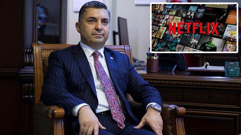 Netfilix çekiliyor mu? RTÜK Başkanı Şahin açıkladı!