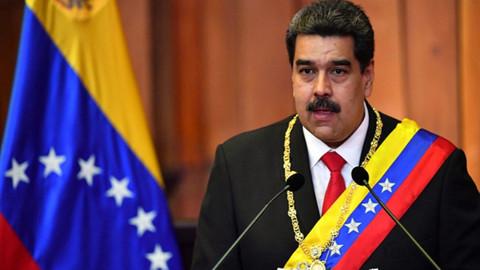 Maduro'dan orduya talimat:  Saldırıya karşı hazırlıklı olun
