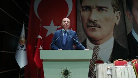 Cumhurbaşkanı Erdoğan: Kapıları açmak zorunda kalırız
