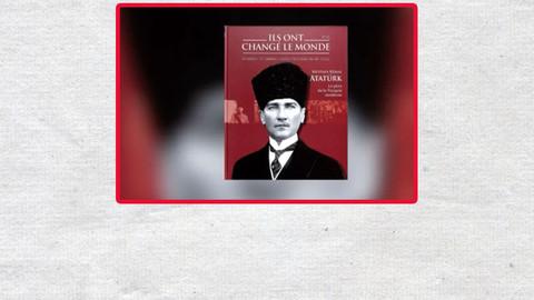 Fransa'da Atatürk konulu dergi yok sattı