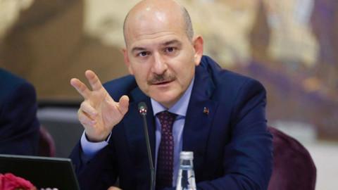 Soylu: Bir siyasi parti PKK'nın adam alma merkezi