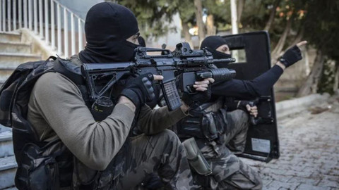Mardin'in kırsal mahallesinde terör operasyonu
