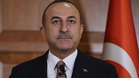 Çavuşoğlu'ndan güvenli bölge çıkışı: