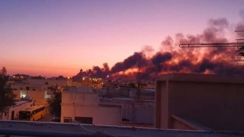 Suudi Arabistan'da iki petrol tesisi vuruldu