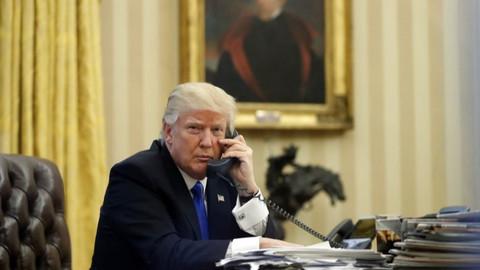 Trump'tan operasyon mesajı: Tek bir telefonla bir ülkeye girebiliriz