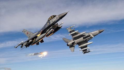 Kuzey Irak Gara bölgesinde 15 terörist etkisiz hale getirildi