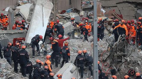 Kartal'da çöken binada 21 kişi hayatını kaybetmişti! Tutuklu tek sanık da tahliye edildi